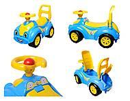 Машина-каталка «Автомобиль патриота», 3510