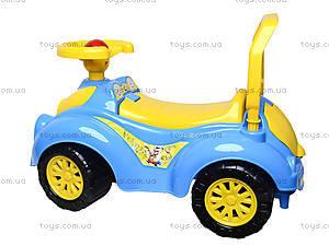 Машина-каталка «Автомобиль патриота», 3510, детские игрушки