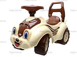Автомобиль для прогулок «Бурундук», 2315, игрушки