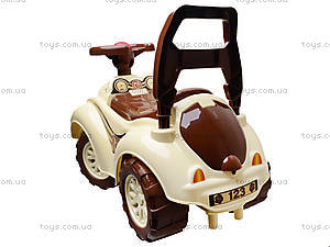 Автомобиль для прогулок «Бурундук», 2315, детские игрушки