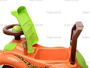 Автомобиль для прогулок «Леопард», 3428, игрушки