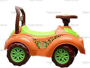 Автомобиль для прогулок «Леопард», 3428, детские игрушки