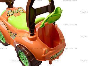 Автомобиль для прогулок «Леопард», 3428, toys