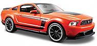 Автомобиль Ford Mustang Boss 302 оранжевый, 31269-1, купить