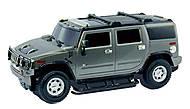 Автомобиль Hummer H2 серый, 89521-1, фото