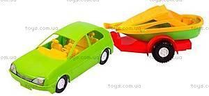 Автомобиль «Купе» с прицепом, 39002, купить