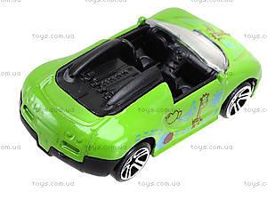 Автомобиль металлический для детей, JP2245, фото