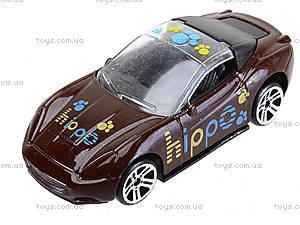 Автомобиль металлический для детей, JP2245, отзывы