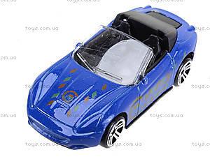 Автомобиль металлический для детей, JP2245, игрушки