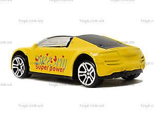 Автомобиль металлический для детей, JP2245, магазин игрушек