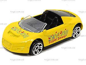 Автомобиль металлический для детей, JP2245, toys.com.ua