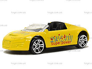 Автомобиль металлический для детей, JP2245, іграшки