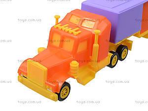 Детский автомобиль мини - трак, 5166, купить