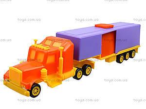 Детский автомобиль мини - трак, 5166, отзывы