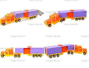 Детский автомобиль мини - трак, 5166, цена