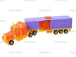 Детский автомобиль мини - трак, 5166, игрушки