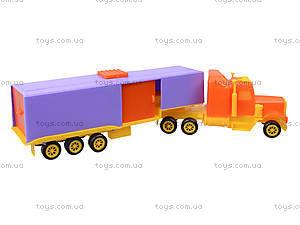 Детский автомобиль мини - трак, 5166, детские игрушки