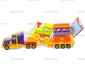 Детский автомобиль мини - трак, 5166, toys.com.ua