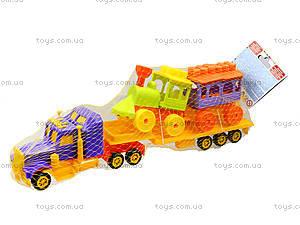 Детский автомобиль мини - трак, 5166, toys