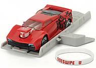 Автомобиль «Миссия Сайдсвайп» с пусковой платформой, 311 2002, toys