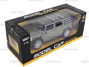 Автомобиль на радиоуправлении детский, 5001-2, игрушки