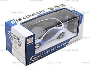 Автомобиль на радиоуправлении со световым эффектом, 969-F6, игрушки