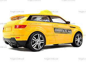 Автомобиль на радиоуправлении «Такси», TJ168-1, купить