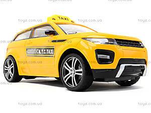Автомобиль на радиоуправлении «Такси», TJ168-1, фото