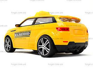 Автомобиль на радиоуправлении «Такси», TJ168-1, отзывы