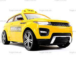 Автомобиль на радиоуправлении «Такси», TJ168-1, детские игрушки