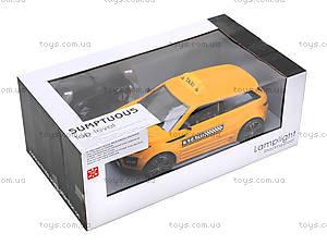 Автомобиль на радиоуправлении «Такси», TJ168-1, toys.com.ua