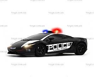 Машина на радиоуправлении Lamborghini LP560-4 Gallardo Police, LC258840B, купить