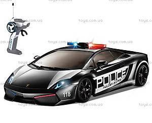 Машина на радиоуправлении Lamborghini LP560-4 Gallardo Police, LC258840B