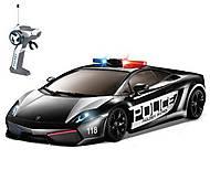 Машина на радиоуправлении Lamborghini LP560-4 Gallardo Police, LC258840B, отзывы