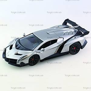 Автомобиль на радиоуправлении Lamborghini Veneno, голубой, LC258060-8B