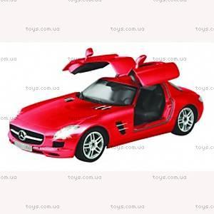 Автомобиль радиоуправляемый - MERCEDES-BENZ-SLS-AMG (красный, 1:16), LC258810-2