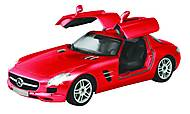 Радиоуправляемый автомобиль Mercedes-Benz-SLS-AMG, LC258810-2B, фото