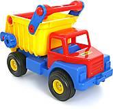Автомобиль-самосвал №1 с резиновыми колёсами, 37916, купить