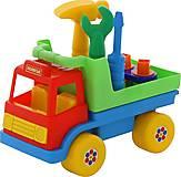 Автомобиль «Техпомощь» красно-зеленый, 6387-2