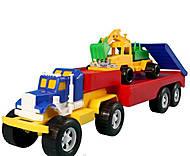 Игрушка «Трак-автотрейлер» Максимус, 5162, купить