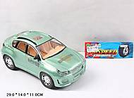 Автомобиль инерционный, X6000-18, фото