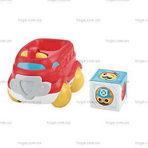 Автомобиль из серии «Чудо-кубики», CDV89, купить
