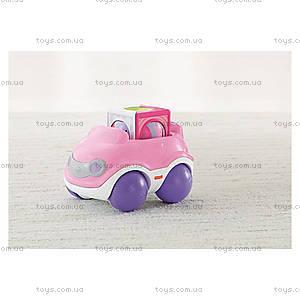 Автомобиль из серии «Чудо-кубики», CDV89, отзывы