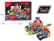 Автомобильный трек с крутыми горками, 6336, игрушки