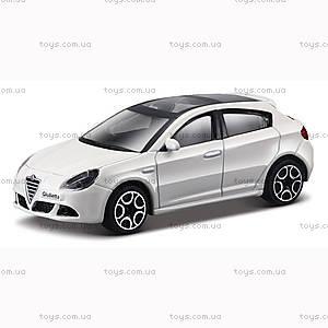 Игрушечный автомобиль Alfa Romeo Giulietta, 18-43030