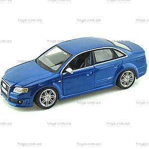 Автомодель Audi RS4, 18-22104, купить