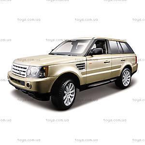 Автомодель детская «Range Rover-Sport», 18-12069Gd