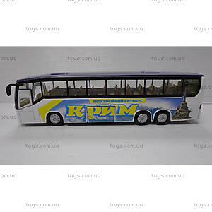 Автомодель «Экскурсионный автобус», CT10-025/2