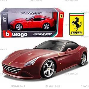 Коллекционная модель Ferrari California T, 18-26002, купить