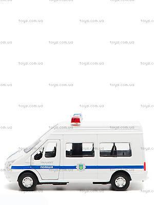 Игрушечная модель Ford Transit «Полиция», SB-13-02-2, купить